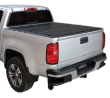 "( 6'0"" Bed ) 2018-2016 Toyota Tocoma ( Except OEM Hard Covers ) Lomax Tri-Fold Bed Cover (SKU: Lomax-B1050029)"