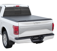 "( 6'8"" Bed ) 2018-2017 Ford Super Duty F-250/F-350/F-450 / Access Vanish Tonneau Cover"