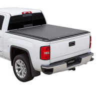 "( 5'8"" Bed ) 2018-2014 Chevy-GMC 1500 Full Size / Access Literider Tonneau Cover"