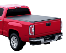 "( 5'8"" Bed ) 2018-2014 Chevy-GMC 1500 Full Size / Vanish Tonneau Cover"
