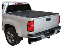 "( 5'0"" Bed ) 2019-2015 Chevy-GMC Colorado / Canyon / Lomax Tri-Fold Bed Cover"