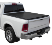 "( 6'4"" Bed ) 2018-2009 Ram 1500/2500/3500  ( WITHOUT Cargo Mgt. ) Lomax Tri-Fold Bed Cover"