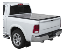 "( 6'4"" Bed ) 2018-2009 Ram 1500 / 2500 / 3500 ( WITHOUT Cargo Mgt. ) Lomax Pro Diamond Plate"