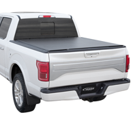 "( 8'0"" Bed ) 2018-2007 Toytota Tundra ( WITH Deck Rail ) Access Vanish Tonneau Cover"