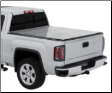 "( 5'8"" Bed ) 2013-2007 Chevy-GMC 1500 Full Size / Tri-Fold / Lomax Pro Diamond Plate"