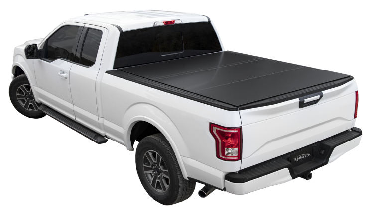 5 6 Bed 2018 2004 Ford F 150 Except Heritage Lomax Tri Fold Bed Cover
